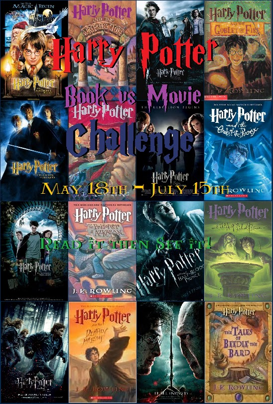 Harry Potter Book Movie : Debz bookshelf book vs movie harry potter and the