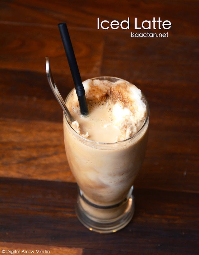 Iced Latte - RM11