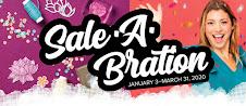 Sale-A-Bration Begins January 3