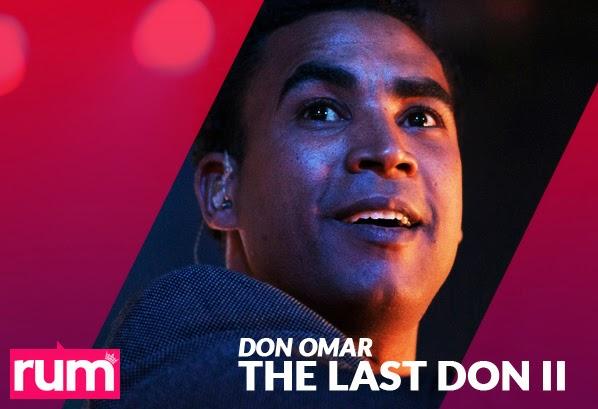 Don Omar 'The Last Don 2' para el 2014