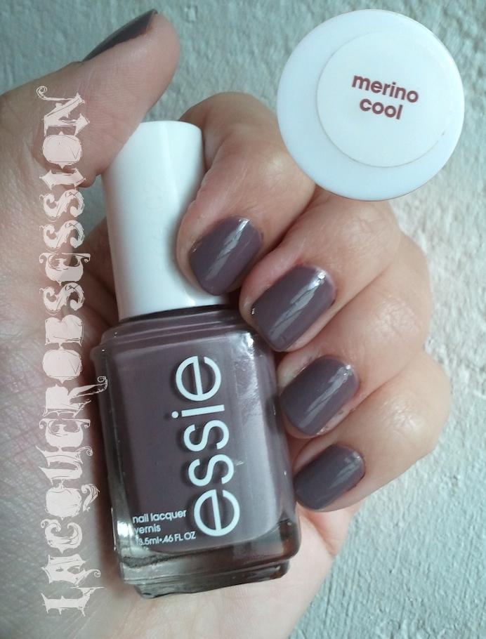 Lacquer Obsession: Essie - Merino Cool