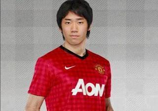 Informasi Berita Manchester United, Shinji Kagawa