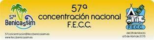 57ª Concentración Nacional FECC