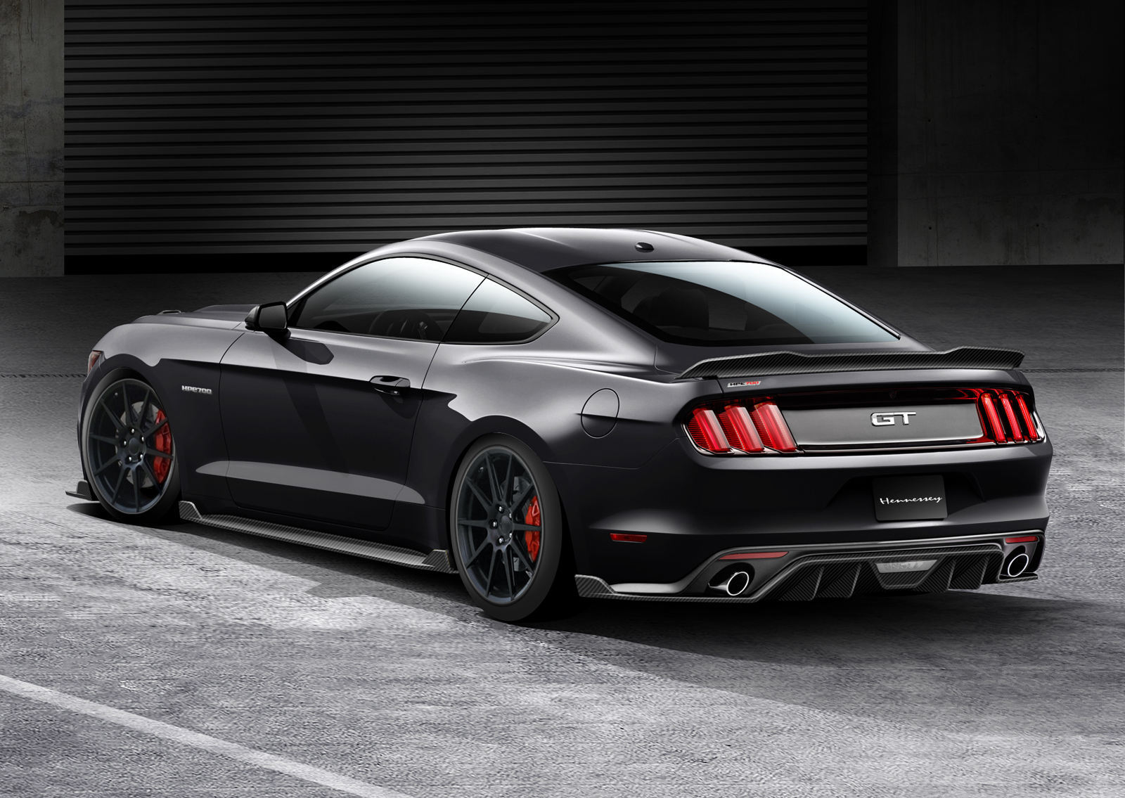 2015 ford mustang gt hennessey hpe700. Black Bedroom Furniture Sets. Home Design Ideas