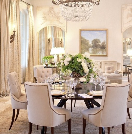 Remarkable Round Dining Room Table 507 x 516 · 78 kB · jpeg