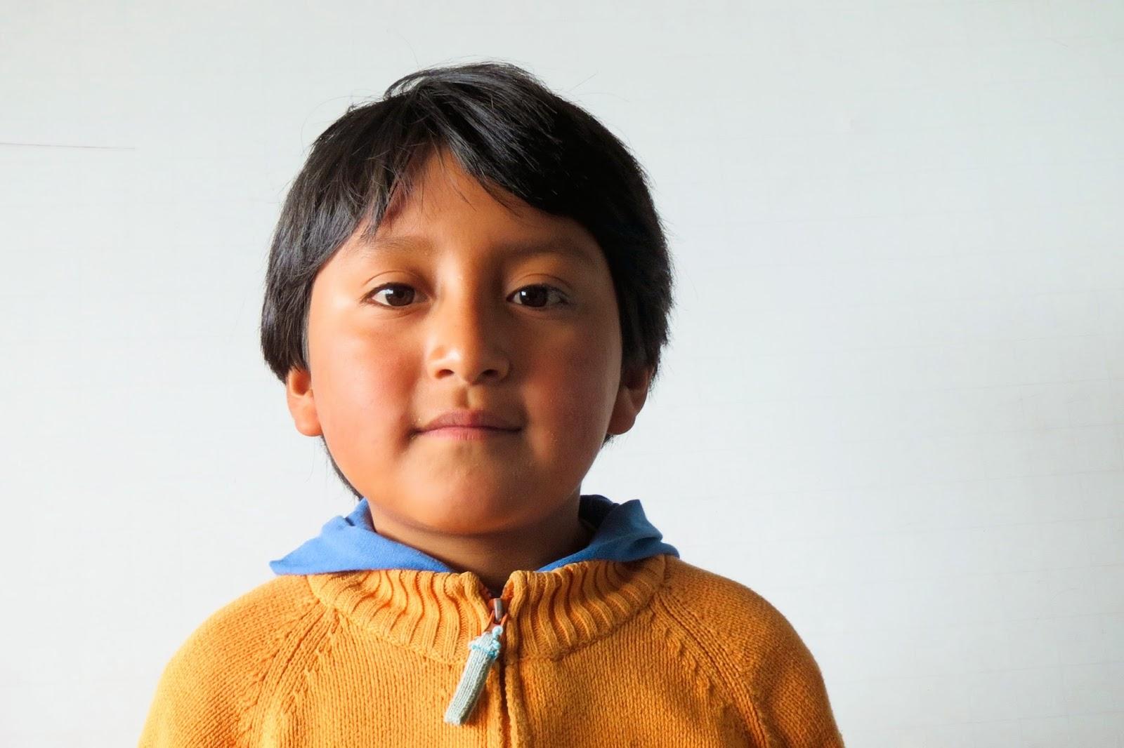 Malko, Age 7