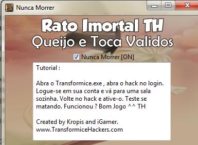 Sem+t%C3%ADtulo TransFormice Nova Multihack Hileleri indir   Download