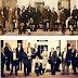 صورة طريفة: اعادة تمثيل حدث تاريخي هام في كندا