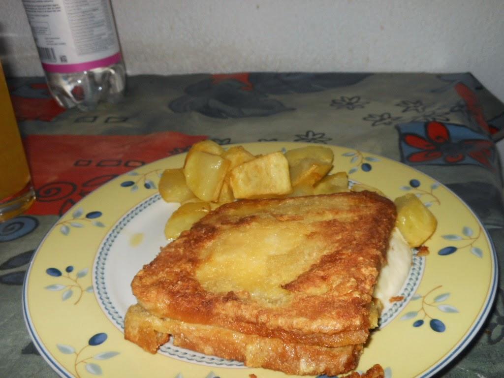 Le ricette di cucina di sharonina mozzarella in carrozza for Ricette mozzarella in carrozza al forno