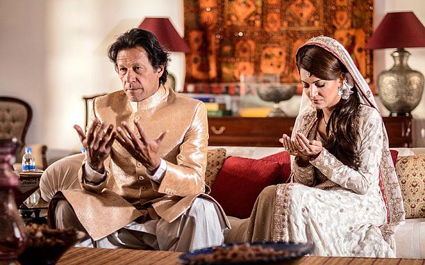 Imran Khan Wedding Pics
