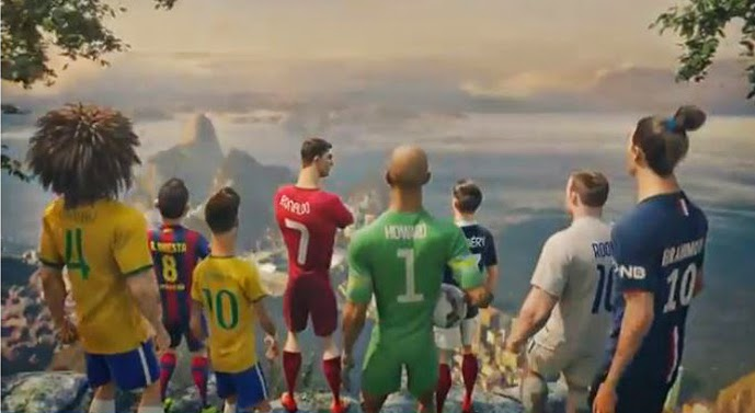 Nike Football 2014: The Last Game