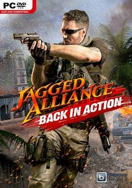 lancamentos games Download - Jagged Alliance Back in Action-SKIDROW - PC (2012)