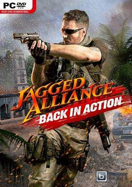 Baixar Jagged Alliance Back in Action SKIDROW PC 2012