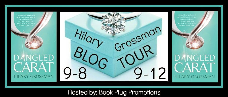 Dangles Carat by Hilary Grossman Blog Tour and Giveaway