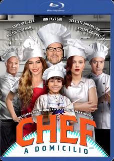 Chef A Domicilio (2014) Dvdrip Latino [Comedia]