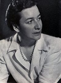 Ana Aslan, the Inventor of Anti-Aging Therapy