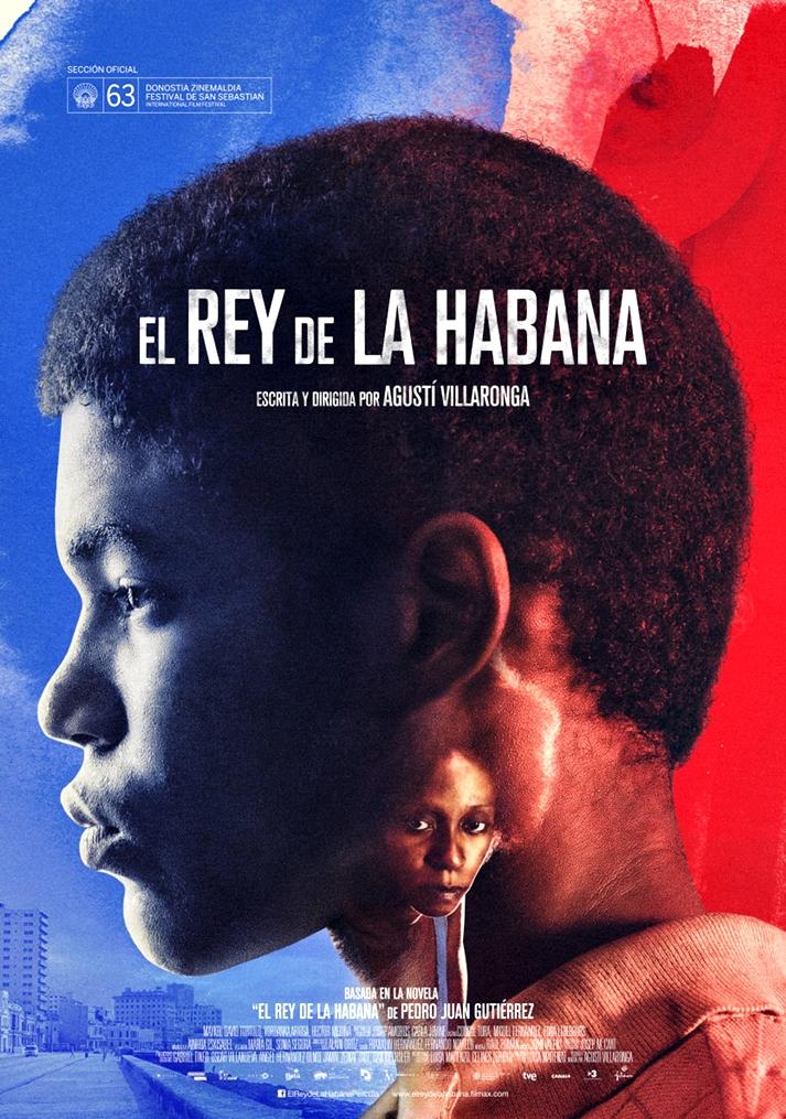 Póster El rey de La Habana