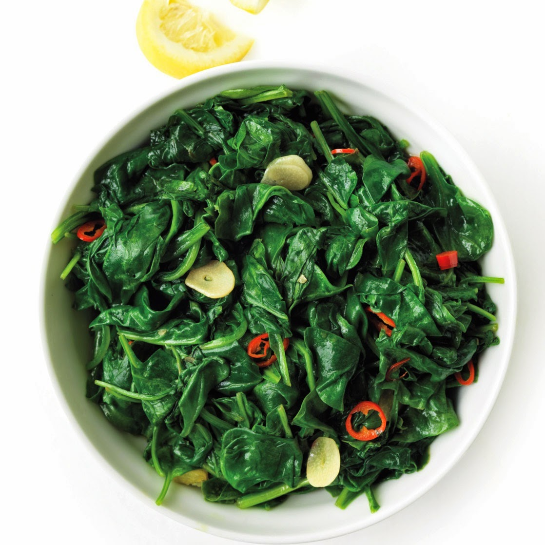 Healthy Food - Spinach