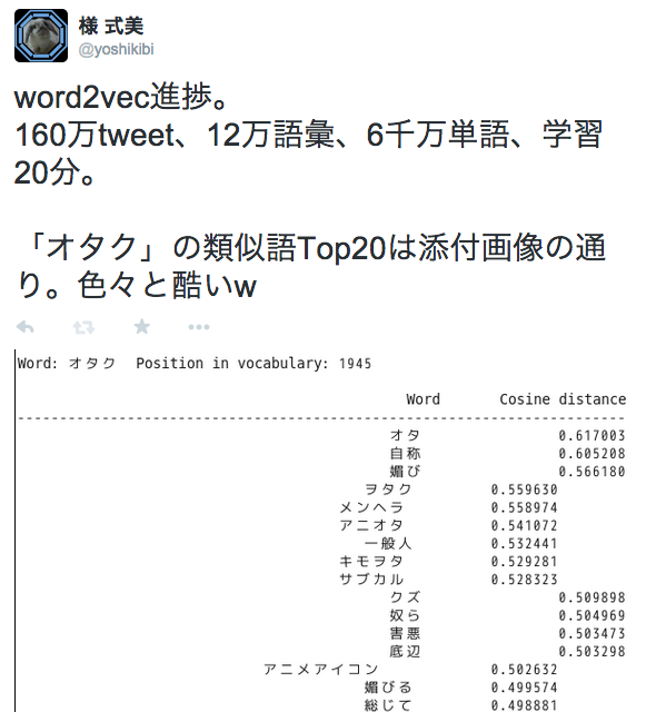 「オタク」の類似語。twitter ならでは。wikipedia コー... shanti bl