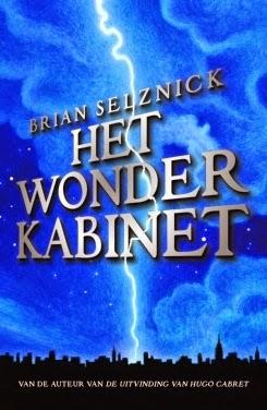 Het Wonderkabinet by Brian Selznick.