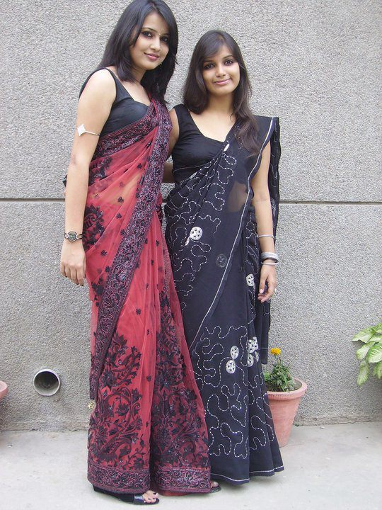Indian traditional female costumes