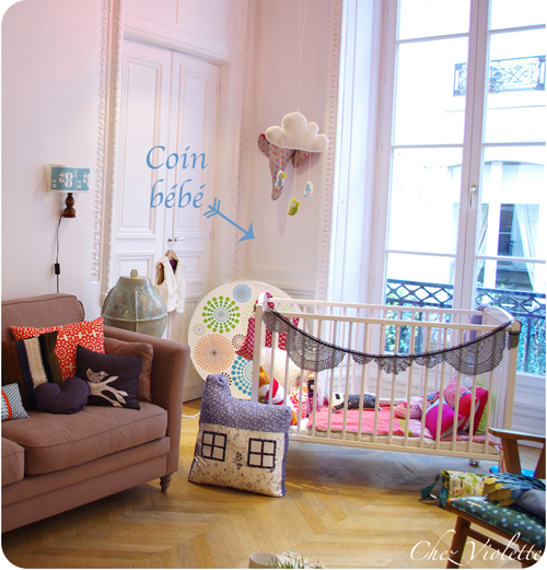 Showroom Dawanda - Photo Chez Violette