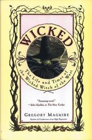 Wicked: The Life and Times of the Wicked Witch of the West (Wicked Years) Pdf