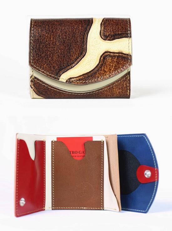 小さい財布 ガイア