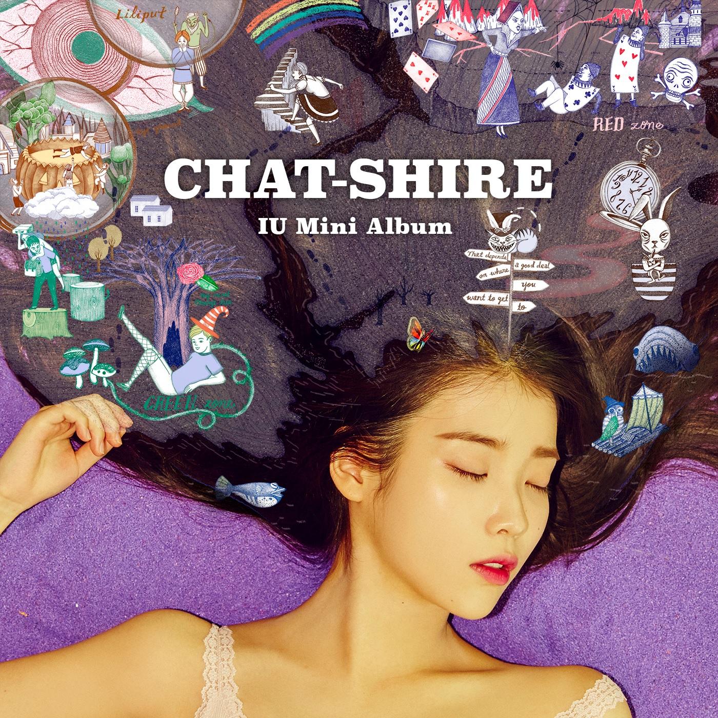 Mini Album IU Chat-Shire Mp3 Full Download