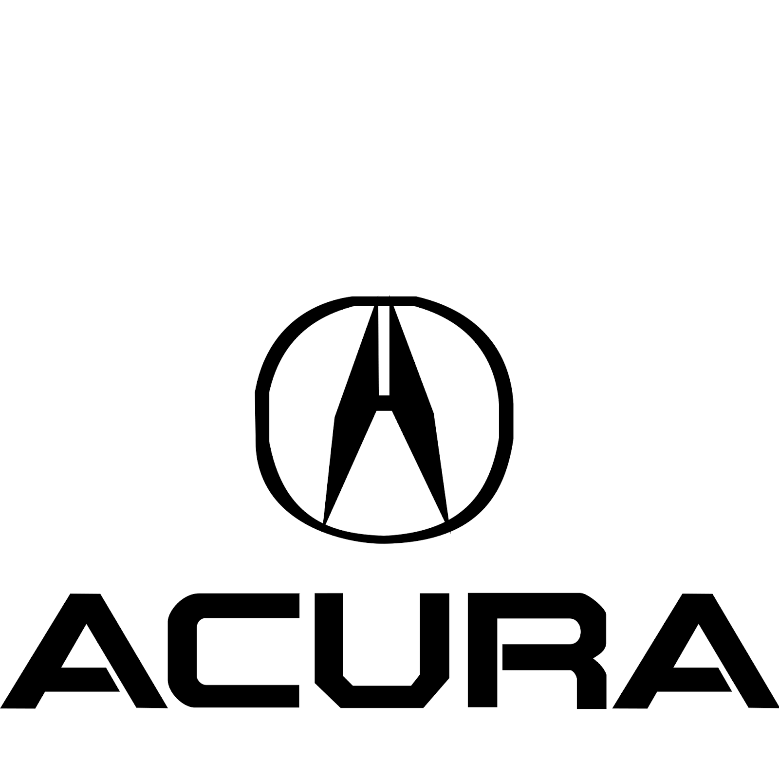 automotive database  acura
