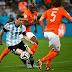 Argentina volta à final pela 1ª vez depois de Maradona