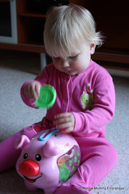 Fisher Price Piggy Bank Review