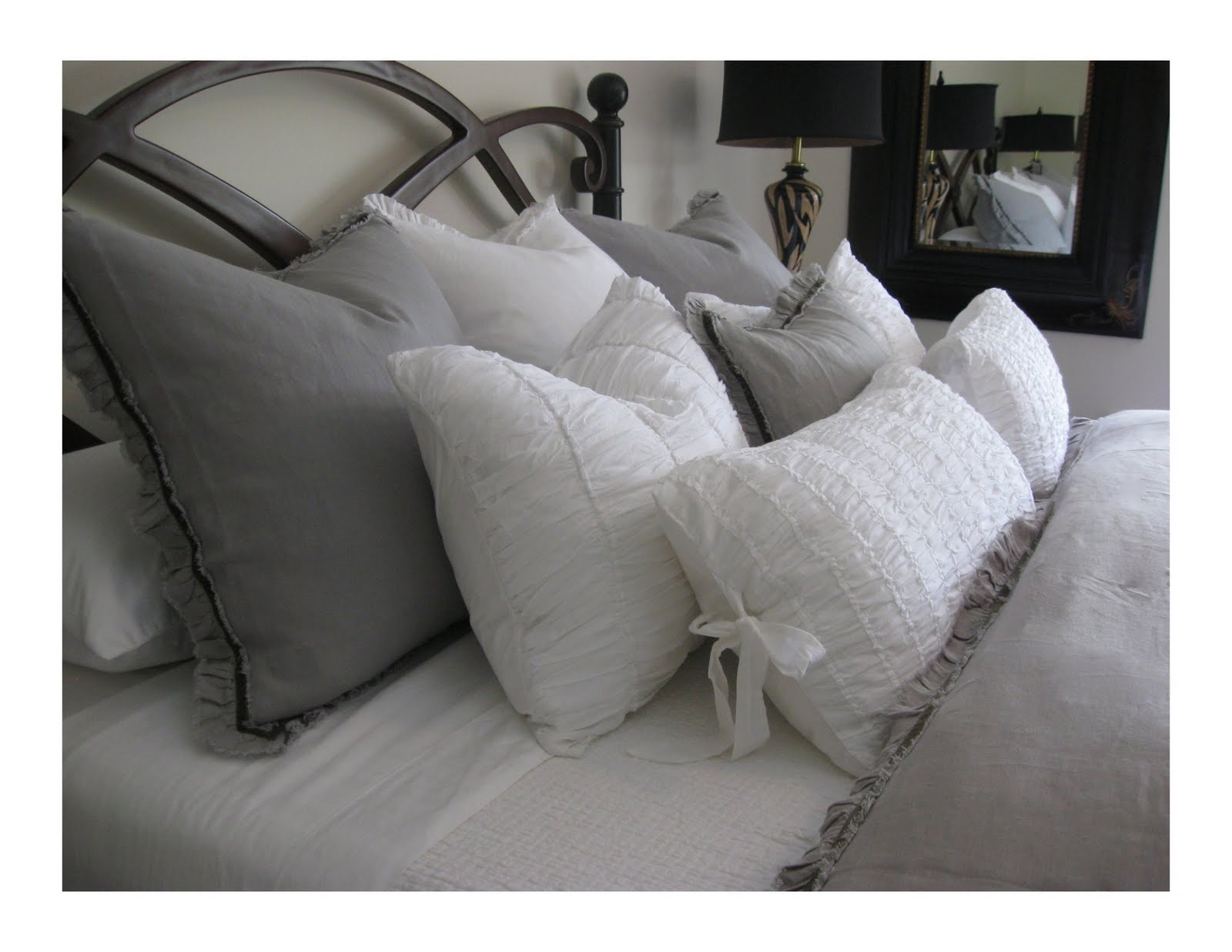The Yellow Cape Cod: Recipe For The Perfect Bed~Warm Climate or Cooler Climate