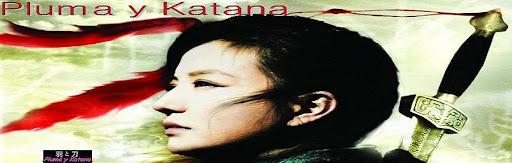 Pluma y Katana