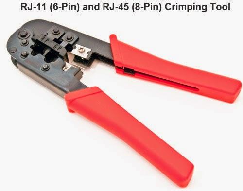 Crimping Tool - NETWORK TIPS & TRICKS