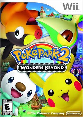 PokePark 2: Il Mondo dei Desideri Wii