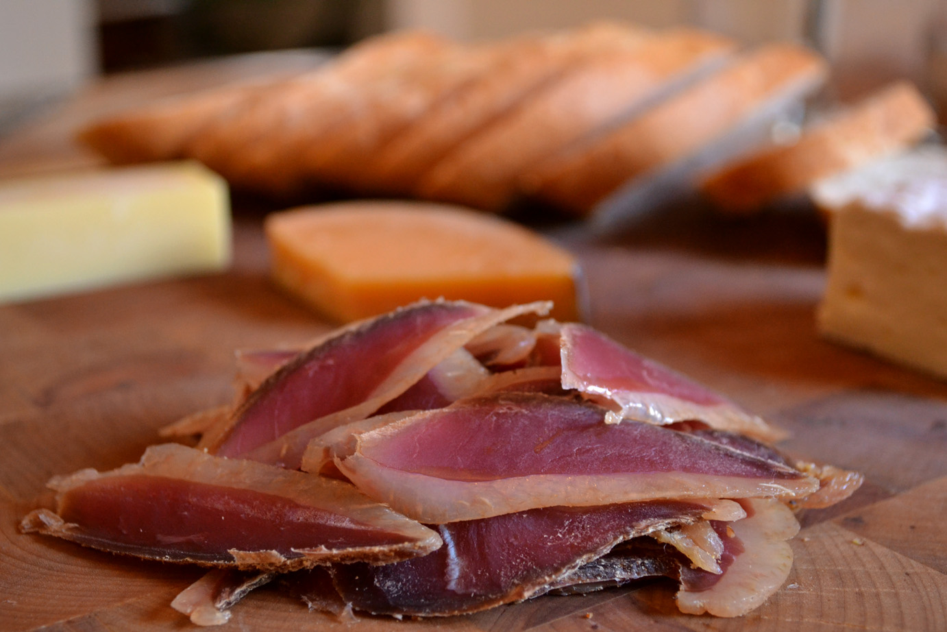 Duck Prosciutto Recipe — Dishmaps