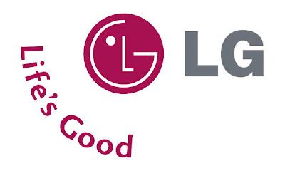 Logo Handphone LG