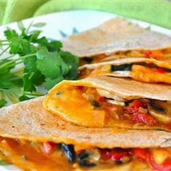 Vegetarian Quesadillas | GIRLS DISH