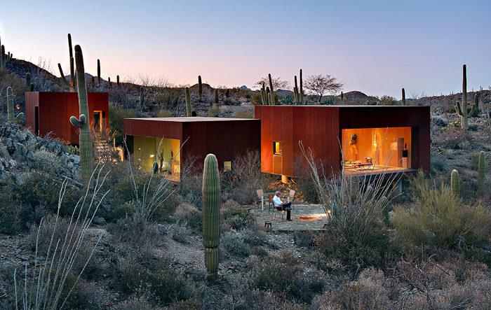 FancyFinis: Desert Nomad House - 103.4KB