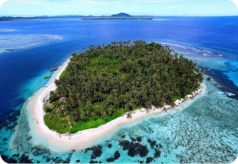 Image result for Pulau Banyak, Aceh Singkil