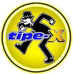 tipe-x band