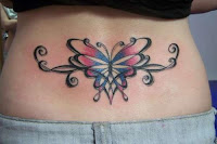 Lower Back Tattoos - Perfect For The Female Tattoo