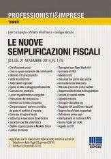 Le nuove semplificazioni fiscali