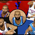 NBA 2K13 Vince Carter 5 Cyberface Patch