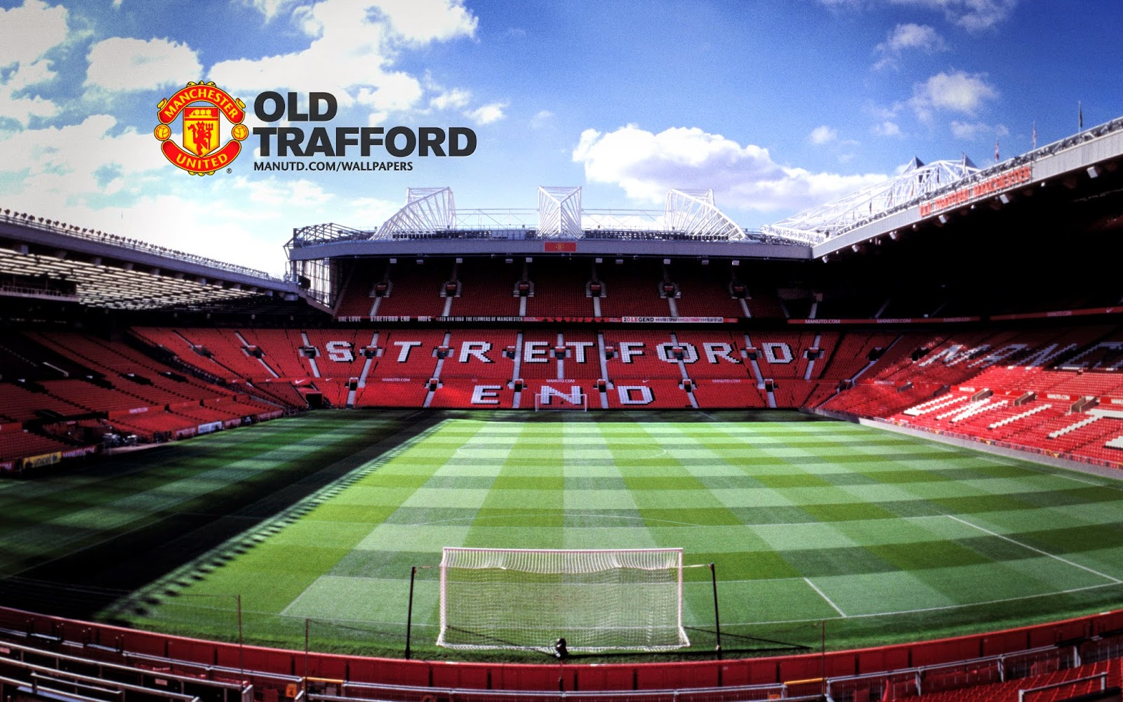 Old, Trafford, Old Trafford, Manchester, United, Manchester United, London, England