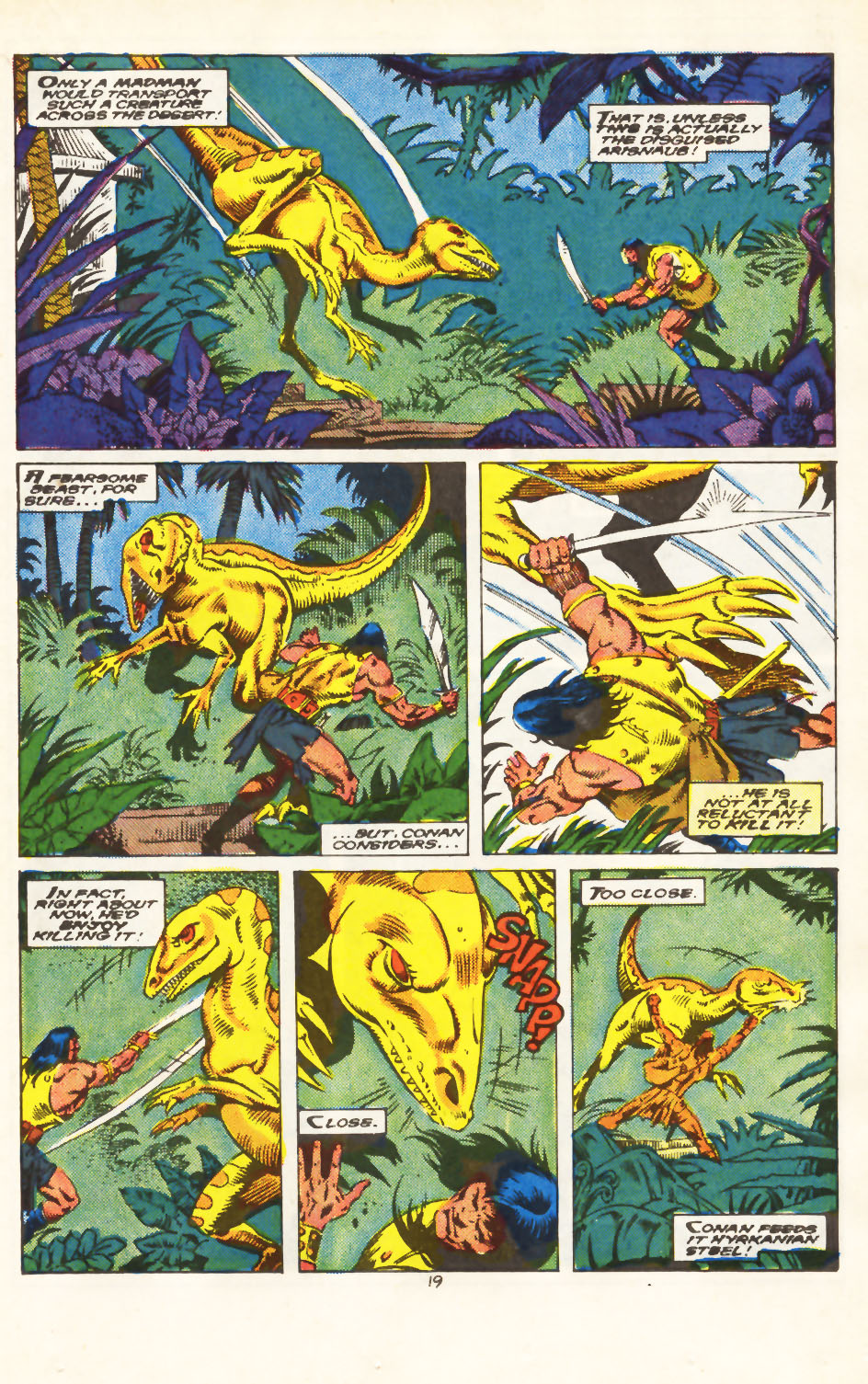 Conan the Barbarian (1970) Issue #213 #225 - English 15