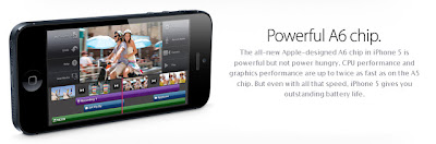 Spesifikasi Harga iPhone 5 Terkini