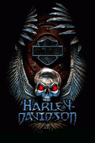 Betst Ghost Harley Davidson Wallpaper for Android