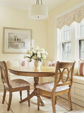 Decorar la mesa del comedor que dificil amor por la for Comedor redondo vintage
